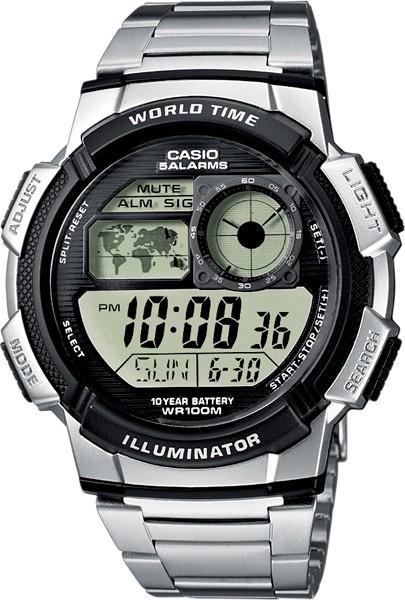 4e04d7328d3 digitální hodinky CASIO