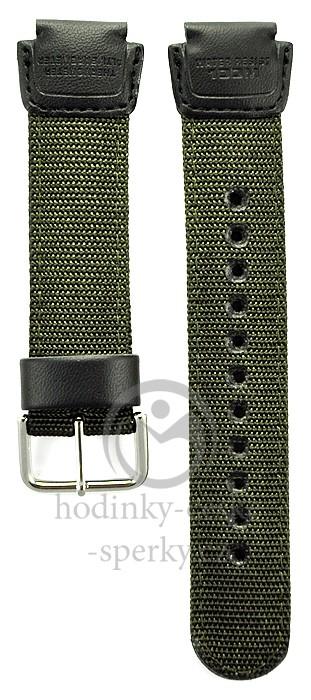 d6e166abe Kožený a textilný remienok CASIO SGW 300HB-3 (1686) - CASIO 10360774