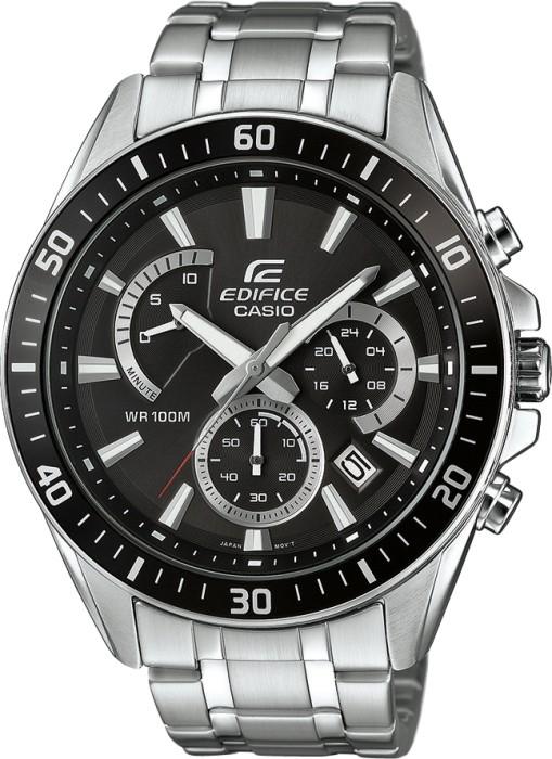 48df829908b ... Pánské hodinky se stopkami a datumovkou. EFR-552D-1AVUEF ...