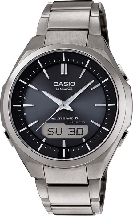 026a6f1e130 Pánské titanové rádiem řízené solární hodinky se stopkami